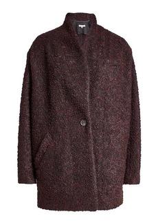 IRO Coat with Alpaca and Wool