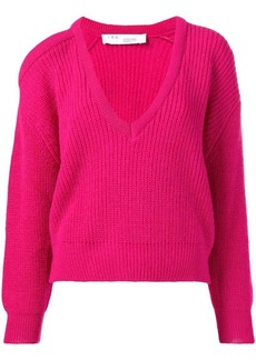 IRO cold shoulder jumper