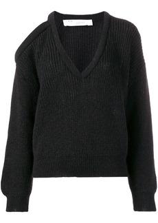 IRO cold shoulder jumper