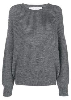 IRO cold shoulder sweater