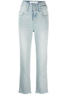 IRO cropped denim jeans