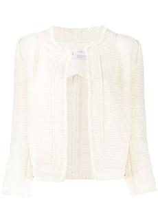 IRO cropped tweed jacket
