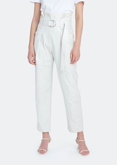IRO Cursola Belted High Rise Pants