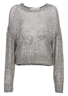 IRO Dokis Lurex Sweater