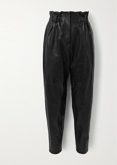 IRO Finhay Leather Tapered Pants
