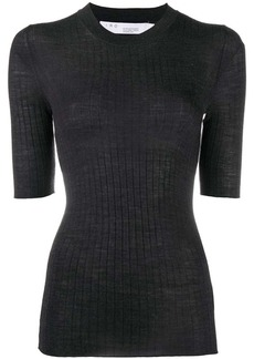 IRO fitted knit top