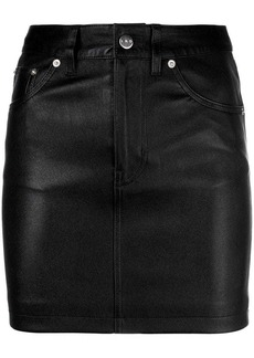 IRO fitted short skirt