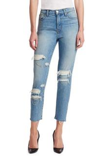 IRO Genn Distressed Skinny Jeans