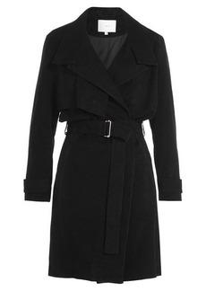 IRO Gitton Suede Trench Coat