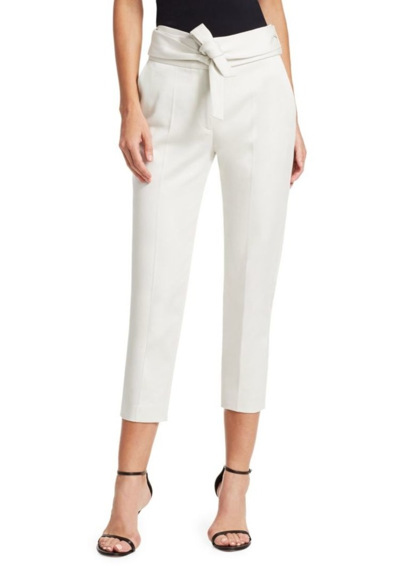 IRO Gracious Belted Cropped Pants