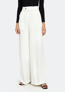 IRO Hastro Belted Wide Leg Pants