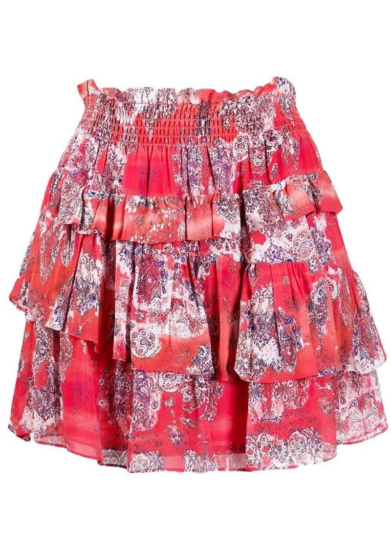 IRO Herty mini skirt