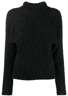 IRO high neck jumper
