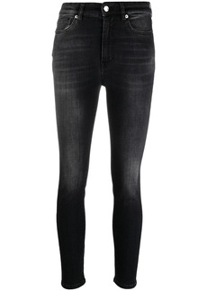IRO high-rise skinny fit jeans