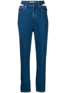 IRO high-waist skinny jeans