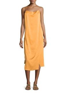 Iro Altara Midi Slip Dress