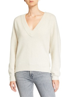 Iro Alva Wool V-Neck Sweater