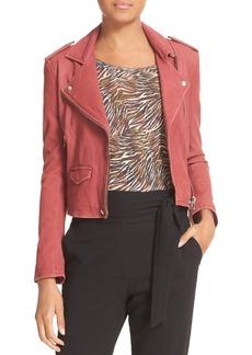 IRO 'Ashville' Leather Jacket