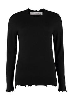 IRO Brooklin Crew-neck Wool Sweater