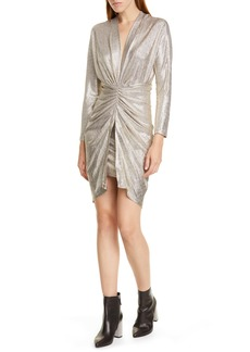 IRO Cilty Long Sleeve Body-Con Dress