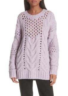 IRO Fordon Open Stitch Sweater