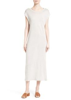 IRO Iboga Linen Midi Dress