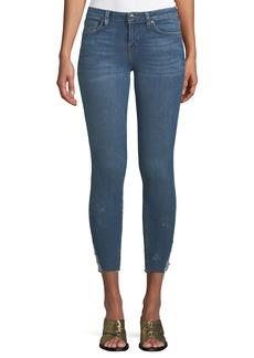 Iro Jarod Cropped Mid-Rise Skinny Jeans