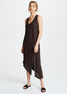 IRO Karossi Lace Up Dress