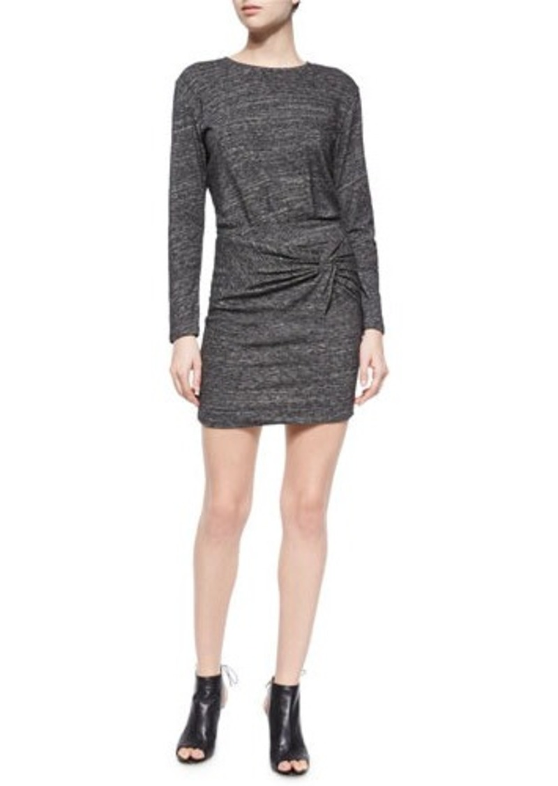 Iro Leticia Wrap-Front Dress