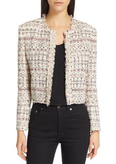 IRO Locali Tweed Jacket