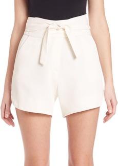 IRO Magik Tie-Front Shorts