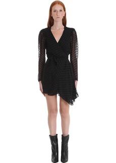 IRO Oxomo Dres Dress In Black Viscose