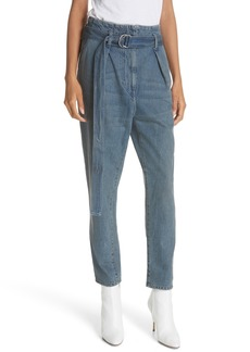IRO Pablo Belted Jeans