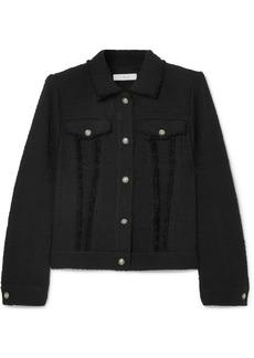 IRO Paloma cotton-tweed jacket
