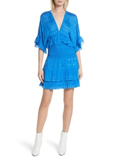 IRO Stacy Smock Waist Dress