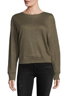 IRO Sumi Linen T-Shirt