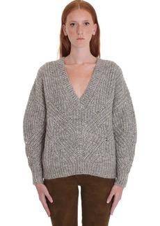 IRO Taloga Knitwear In Brown Wool