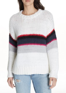 IRO Verila Stripe Knit Sweater
