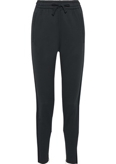 Iro Woman Kobala Striped French Terry Track Pants Anthracite