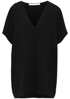 Iro Woman Recording Crepe Mini Dress Black