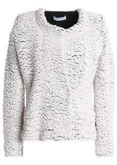 Iro Woman Twiggy Wool-blend Bouclé Jacket White