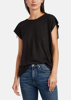 IRO Women's Amery Lace-Up T-Shirt