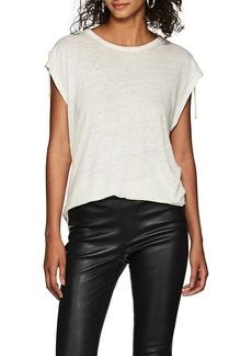 IRO Women's Amery Linen T-Shirt
