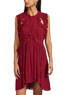 IRO Women's Aya Ruffle Dress