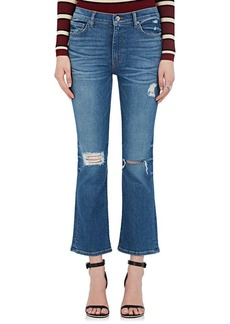 IRO Women's Bonnie Distressed Flared Jeans