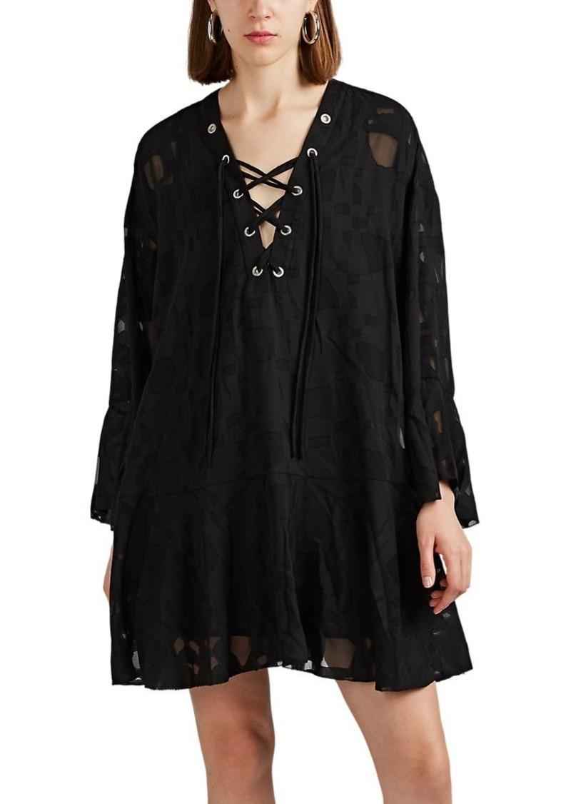 4d6c4fab23f IRO IRO Women s Breen Crepe Cold-Shoulder Dress