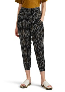 IRO Women's Calder Striped Chiffon Pants