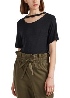 IRO Women's Lassla Cutout Jersey T-Shirt