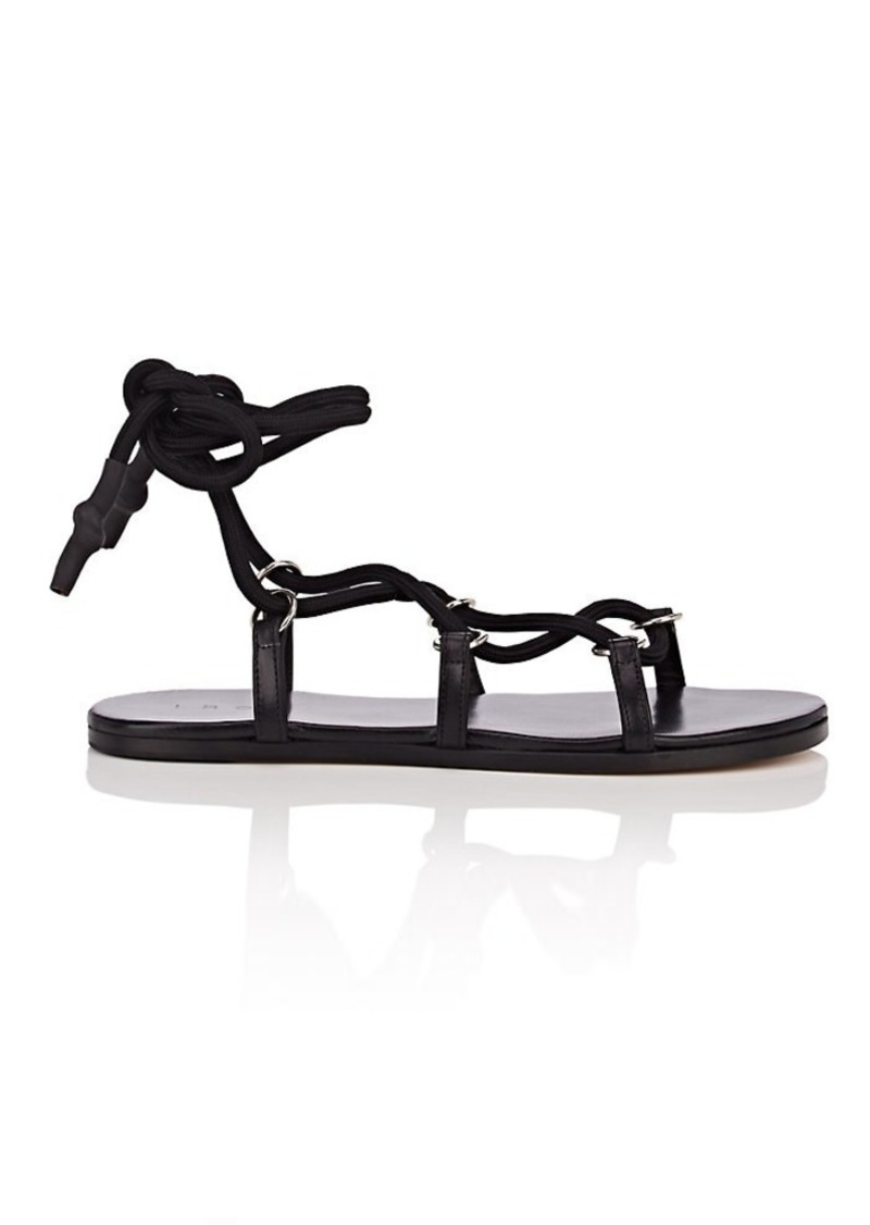 4cbb850d7e6c IRO IRO Women s Leather Lace-Up Sandals