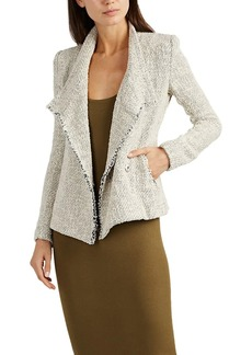 IRO Women's Miraspe Cotton-Blend Tweed Jacket
